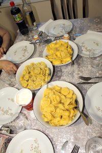 Cuisine Moldave - Vareniki