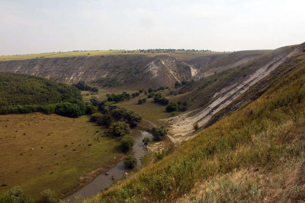 Moldavie - Orhei Vechi