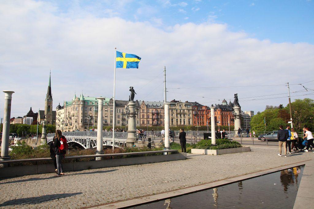 visiter_stockholm_drapeau_suede