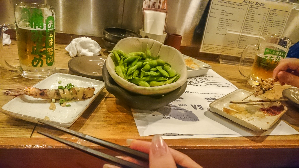 cuisine_japonaise_yakitori_edamame