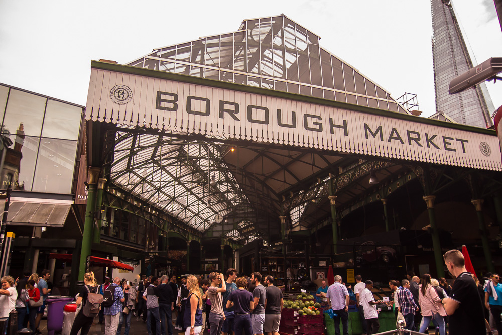 food market-borough market