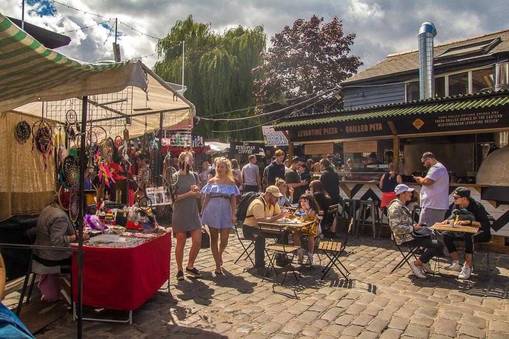 food market-camden market